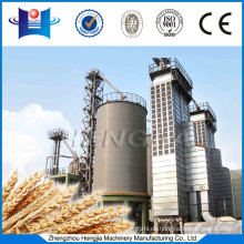 Large capacity rice grain dryer with CE