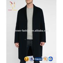Abrigo de lana de invierno para hombres