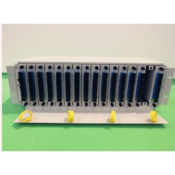 19 'Rack Optical Splitter Box Tipo SC / PC Splitter - USD 20.00