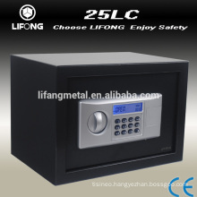 Home deposit electronic safe locker with LCD display