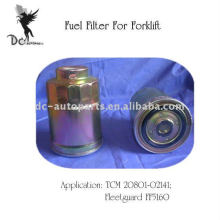 Filtro de Combustível Rotativo TCM 20801-02141
