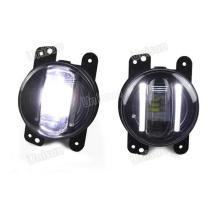 4 pulgadas 24V 30W 4X4 CREE LED Luz antiniebla