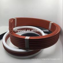 Резиновая ткань V-образный упаковка уплотнение NBR витон фкм тефлона ви -упаковка комбинация уплотнений кольцо