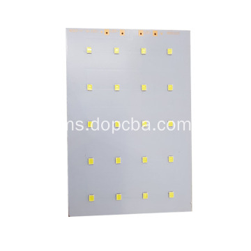 1Layer Aluminium LED Papan Litar Bercetak LED PCB