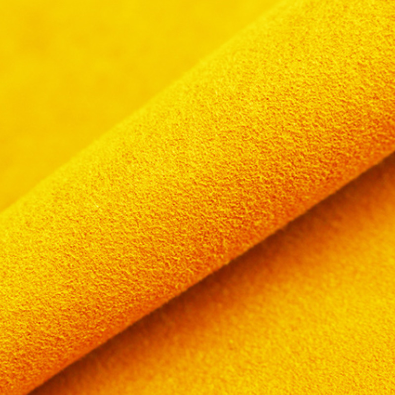 Abrasion-Resistan Microfiber Leather