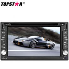 Lecteur DVD voiture double DIN 2DIN de 6,2 pouces avec système Android Ts-2011-1