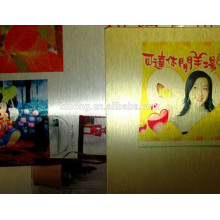 Photo printing aluminum sheets for sublimation