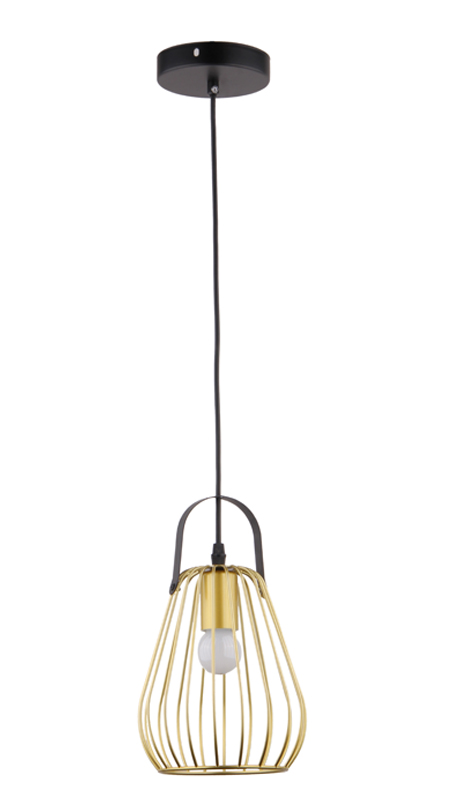 Gold Energy Saving Modern Chandelier