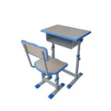 Студенческий стол с кленовой крышкой и регулируемой рамой