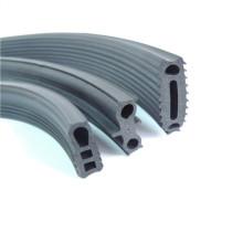 Kundenspezifische High Density Extruded Foam Rubber Strips