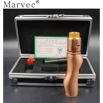 Big S new innovative ecigarette mechanical mod kit