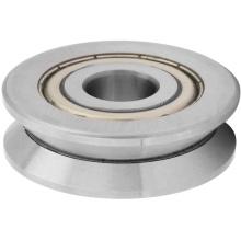 Chrome Steel Miniature V Deep Groove Bearing 6202ZZ