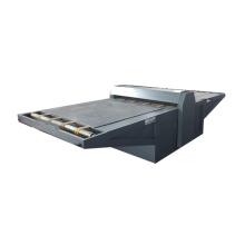 Semi-Automatic Flat Bed Die Cutting Machine Corrugated Box Making
