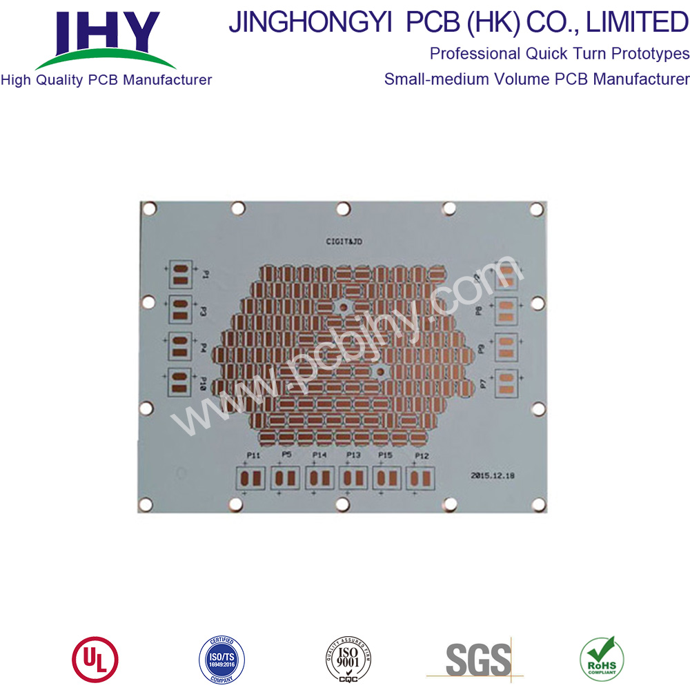 1L Copper Base Board Metal Core PCB