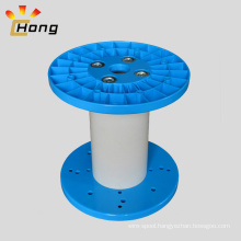 Top Quality Ribbon Rope Thread Empty Plastic Spool For Fiber Optic Wire Factory Directly