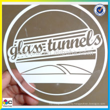Good quality decoration window custom label sticker
