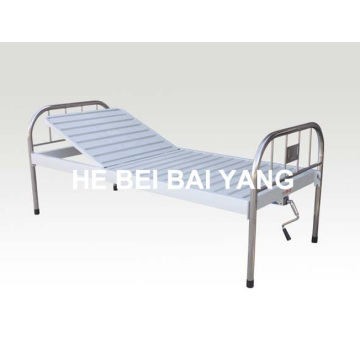 a-133 Single Function Manual Hospital Bed