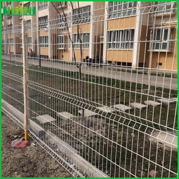 Home Garden 3D Welded Wire Mesh Fencing