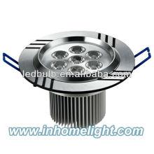 Lampe LED plafonnière plafonnée 7W