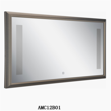 Espejo rectangular de baño LED MC12