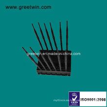 14 canales de aislamiento de la señal del teléfono móvil / bloqueador del teléfono celular (GW-JA14)