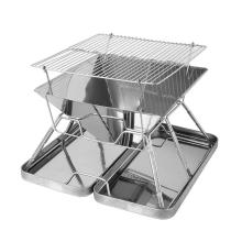 Barbecue Barbecue Brûleur Camping Barbecue Grill