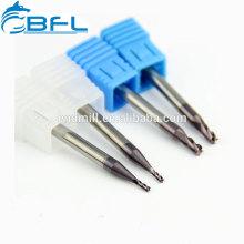 BFL-Fraise-Carbure-6-Flöten-Feinschlifffräser für Kohlenstoffstahl