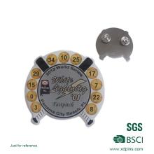 Cheap Metal Baseball Sport Lapel Pin for Emblem (xd-0912)