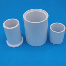 Industrial Insulation Custom BN Boron Nitride Ceramic Tube