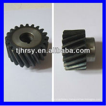 New Helical gear for hot sale(Heat treatment)