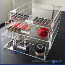 Hochwertige Best Service Acryl Kosmetik Aufbewahrungsbox