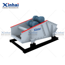 Gold Dewatering Vibrating Screen , Mining Dewatering Screen for Mineral Tailings