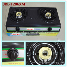 teflon coated 2 burner gas stove,gas cooker