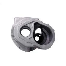 Carcaça de ferro dúctil do molde da areia da resina da fábrica FCD450 GGG50 de China