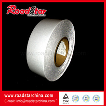Reflective double side tape with elastic fabric sale