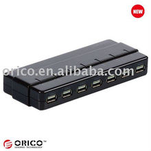 ORICO H7928-U2 Usb2.0 HUB de alta velocidade com 12V 2A Power