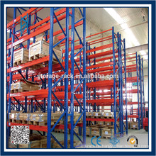 Fabrikgebrauch Eisen Industrial Metal Shelf