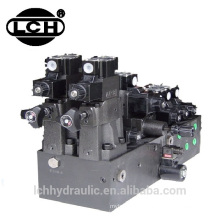 12v tractor hydraulic valve power pack for plastic machine manufacturers