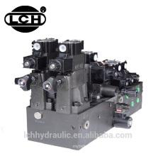 12В трактор гидравлический клапан блок питания для пластиковые машины производители