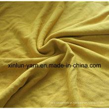 Tela de algodão impressa do Spandex do poliéster para a roupa / vestido / roupa interior / vestido de casamento