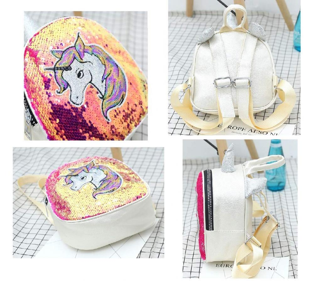 Sequin Embroidery Unicorn Set 3