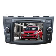 2din carro DVD Player apto para Suzuki Swift 2012 com rádio TV estéreo de Bluetooth GPS sistema de navegação