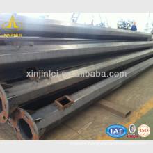 Galvanized Steel Sign Poles