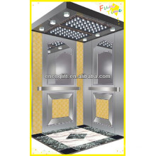 commercial passenger elevator with machine roomless