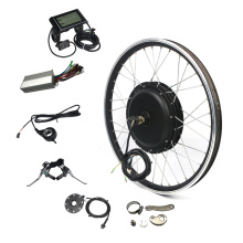 Freeshipping to USA CE Approved electric bike kits 48v 1000w front electric bike conversion Kits