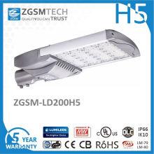 Neue Straßen-Kobra-Lampe des Entwurfs-200W LED für Bereichs-Beleuchtung