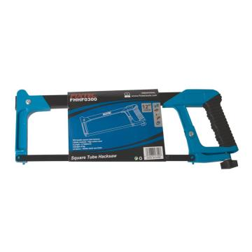 "FIXTEC hand tools  12""  510g square tube coating  hacksaw frame"