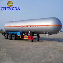 LPG Gas Transport Tank Trailer