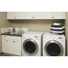 Australia Estilo moderna laca lavadero del lavabo gabinete diseño del armario hecho en China para la venta