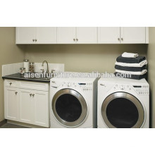 Australia Style Modern Lacquer Laundry Sink Cabinet Design d'armoires Made in China for Sale